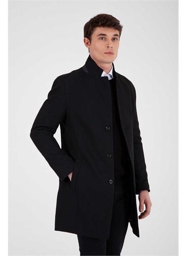 Hatemoğlu Basic Palto Siyah